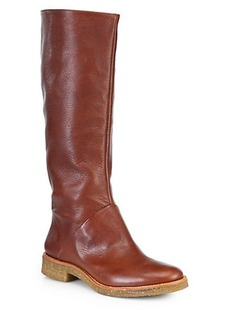 Diane von Furstenberg Ainsley Knee-High Leather Boots