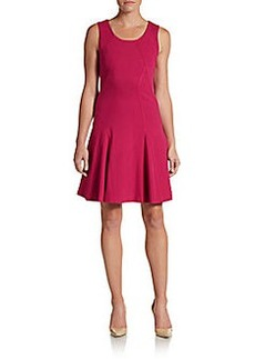Diane von Furstenberg Alice Jersey Fit-And-Flare Dress