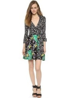 Diane von Furstenberg Amelianna Wrap Dress