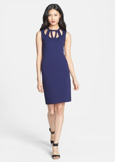 Diane von Furstenberg 'Amy' Knit Sheath Dress