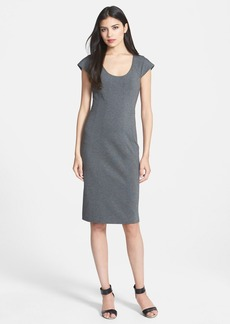 Diane von Furstenberg 'April' Knit Sheath Dress