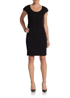 Diane von Furstenberg April Princess-Seamed Dress