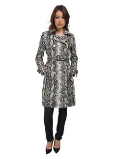 Diane von Furstenberg Ariane Trench Coat