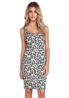 Diane von Furstenberg Arianna Dress in Black