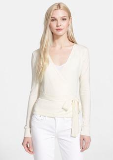 Diane von Furstenberg 'Ballerina' Wrap Sweater