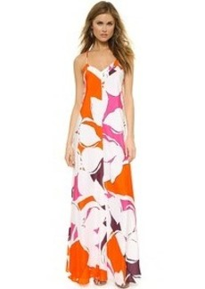 Diane von Furstenberg Barths Maxi Dress