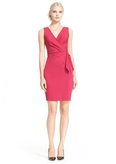 Diane von Furstenberg 'Bella' Side Tie Dress