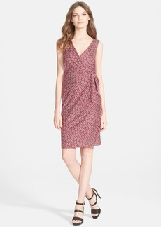 Diane von Furstenberg 'Bella' Silk Sheath Dress