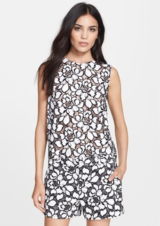 Diane von Furstenberg 'Betty' Lace Top
