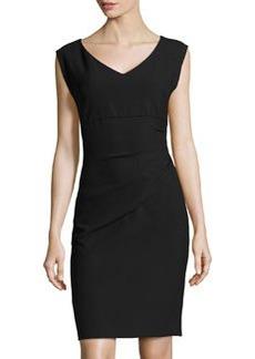 Diane von Furstenberg Bevin Jersey Dress, Black