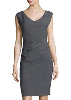 Diane von Furstenberg Bevin Jersey Dress, Night Fall