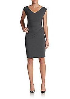 Diane von Furstenberg Bevin Ruched Dress