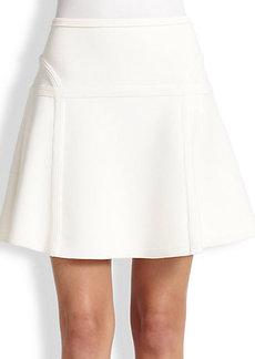 Diane von Furstenberg Binding-Trimmed Skirt