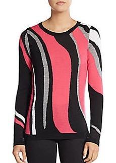Diane von Furstenberg Brenna Wool-Blend Sweater