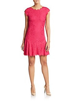 Diane von Furstenberg Brittan Lace Dress