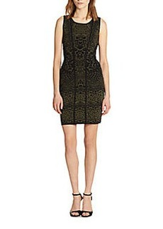 Diane von Furstenberg Cairo Bodycon Dress