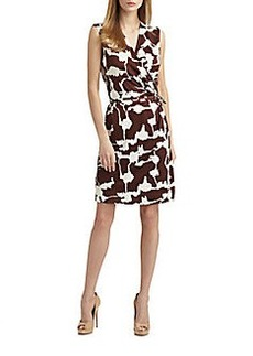 Diane von Furstenberg Callisa Wrap Dress
