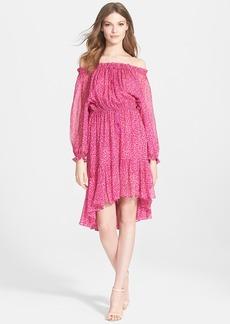 Diane von Furstenberg 'Camila' Print Silk Dress