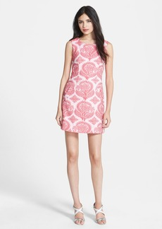 Diane von Furstenberg 'Capreena' Brocade Sheath Dress