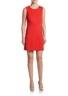 Diane von Furstenberg Capreena M Sheath Dress