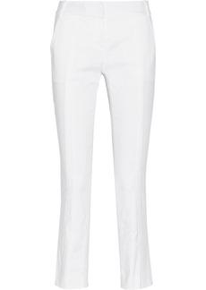 Diane von Furstenberg Carissa linen-blend straight-leg pants