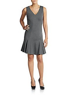 Diane von Furstenberg Carla Dropped-Waist Dress
