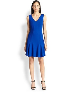 Diane von Furstenberg Carla Fit-&-Flare Dress