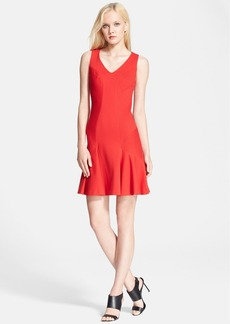 Diane von Furstenberg 'Carla' Knit Fit & Flare Dress