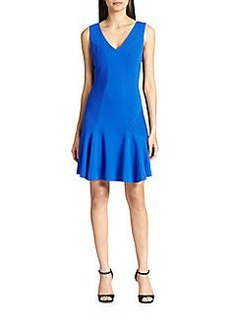 Diane von Furstenberg Carla Knit Fit-&-Flare Dress