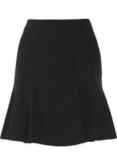 Diane von Furstenberg Carlita crepe mini skirt