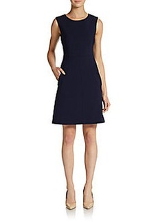 Diane von Furstenberg Carpreena Sleeveless Knit Dress