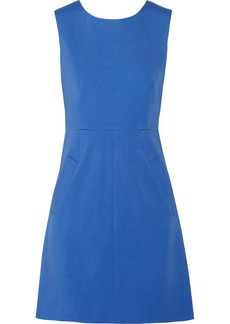 Diane von Furstenberg Carpreena stretch-jersey mini dress