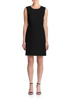 Diane von Furstenberg Carrie Ceramic A-Line Dress