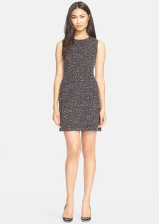 Diane von Furstenberg 'Carrie' Knit Sheath Dress