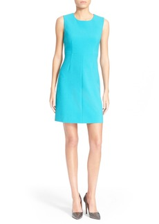Diane von Furstenberg 'Carrie' Sleeveless Sheath Dress