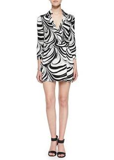 Diane von Furstenberg Celeste Jersey Mini Jumpsuit