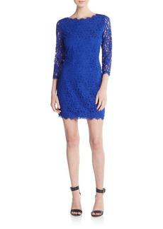 Diane von Furstenberg Colleen Lace Dress