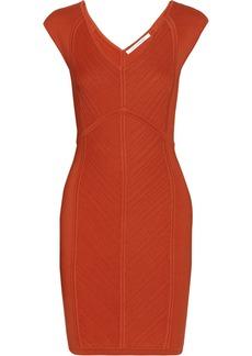 Diane von Furstenberg Cressida jacquard-knit dress
