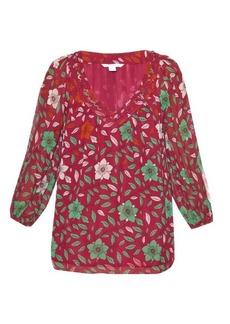 Diane Von Furstenberg Davi blouse
