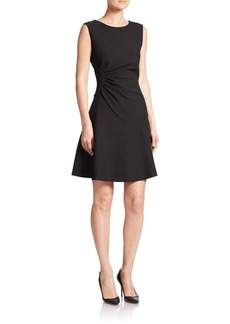 Diane von Furstenberg Dayna Ruched Dress