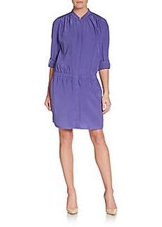 Diane von Furstenberg Deandra Silk Shirtdress