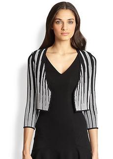 Diane von Furstenberg Deborah Cropped Jacket