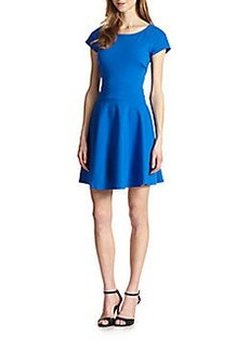 Diane von Furstenberg Delyse Bow Sheath Dress