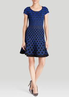 DIANE von FURSTENBERG Dress - Alina Acorn Moon Jacquard