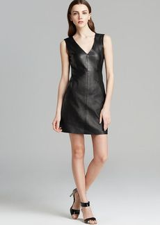 DIANE von FURSTENBERG Dress - Halle Leather