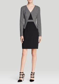 DIANE von FURSTENBERG Dress - Natasha Print Block