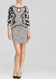 DIANE von FURSTENBERG Dress - Printed Silk Jersey