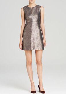 DIANE von FURSTENBERG Dress - Yvette Metallic