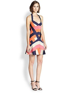 Diane von Furstenberg DVF Harbor Dress