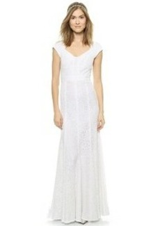 Diane von Furstenberg DVF Maio Lace Dress